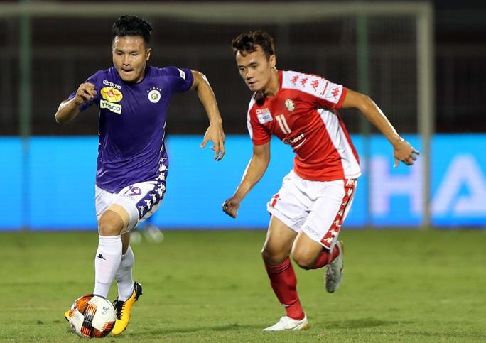 Hà Nội FC gặp khó vì nhiều trụ cột chấn thương - Ảnh 1.
