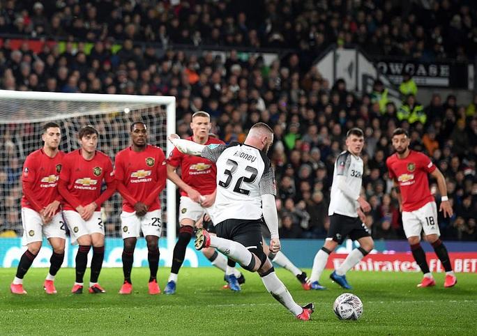 Quật ngã đội bóng của Rooney, Man United vào tứ kết FA Cup - Ảnh 3.