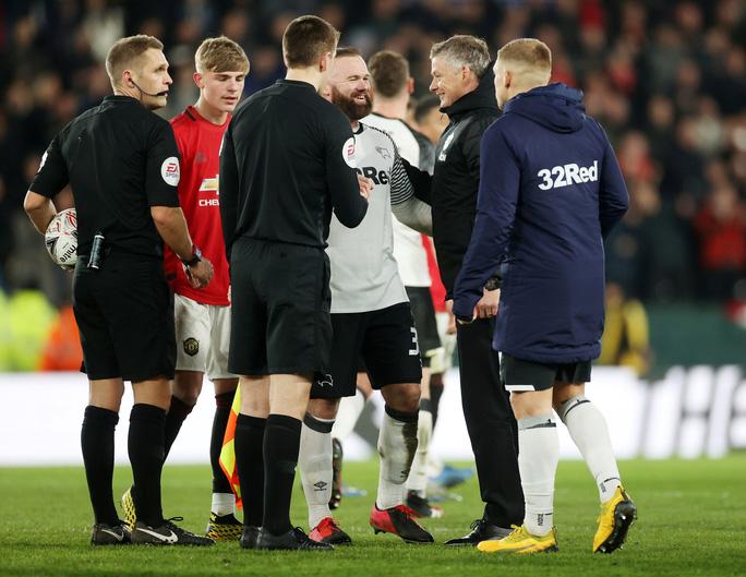 Quật ngã đội bóng của Rooney, Man United vào tứ kết FA Cup - Ảnh 6.