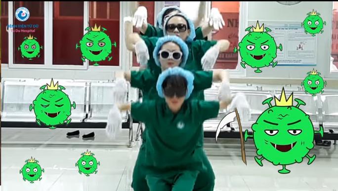 CLIP: Sau Ghen Cô Vy, bác sĩ tiếp tục gây sốt với Ông Bà Anh siêu chất - Ảnh 3.
