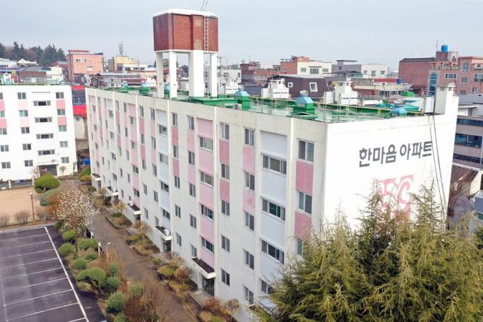 """Covid-19: Hàn Quốc phát hiện """"hai ổ dịch chung cư"""" - Ảnh 1."""