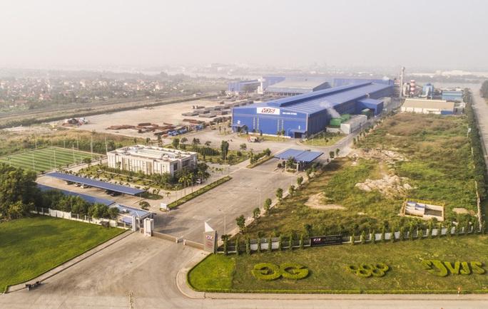 Đề nghị điều tra thông tin chủ Tập đoàn thép Việt Nhật là bố bệnh nhân nhiễm Covid-19 tại Hà Nội - Ảnh 1.