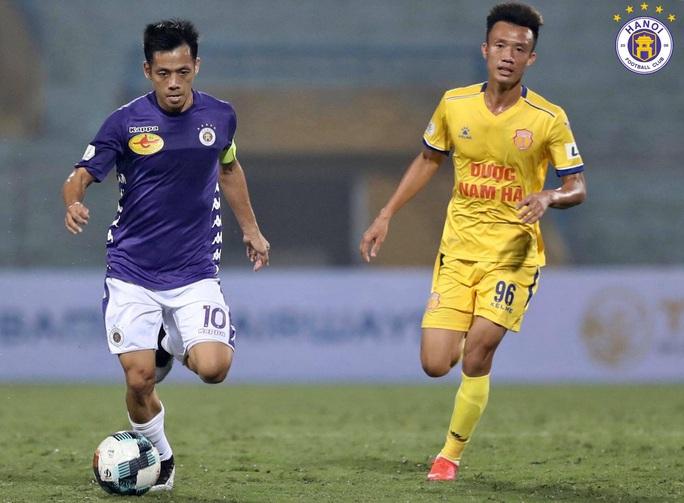 Hà Nội FC khởi đầu ấn tượng - Ảnh 1.