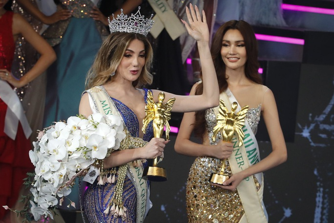 Cận cảnh nhan sắc tân Hoa hậu Chuyển giới quốc tế - Ảnh 2.