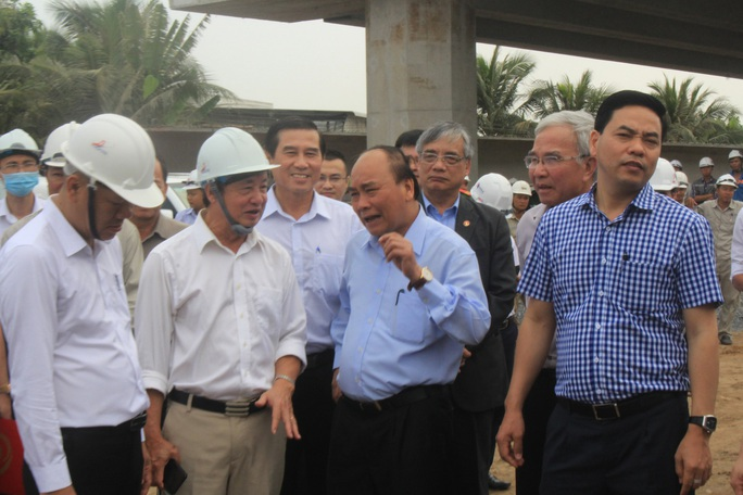 Năm 2021: Cao tốc Trung Lương - Mỹ Thuận thông xe - Ảnh 1.