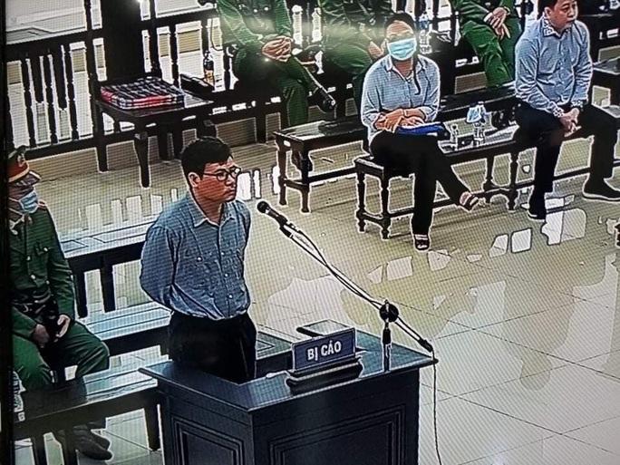Trương Duy Nhất hầu tòa về tội lợi dụng chức vụ quyền hạn trong khi thi hành công vụ - Ảnh 1.