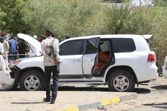 """Thủ tướng Sudan bị """"ám sát hụt"""" - Ảnh 3."""
