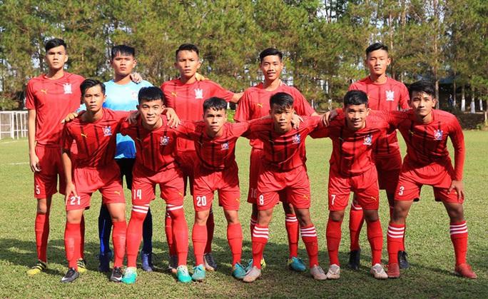 U19 Bình Định đứng chót bảng sau khi bị phạt nặng - Ảnh 3.