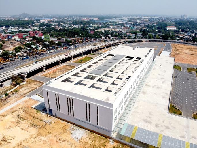 LƯU Ý: Bắt đầu điều chỉnh giao thông khu vực Bến xe Miền Đông mới - Ảnh 1.