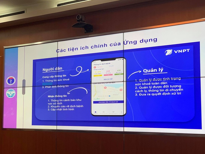 Chính thức ra mắt ứng dụng (app) khai báo y tế tự nguyện để phòng chống dịch Covid-19 - Ảnh 2.