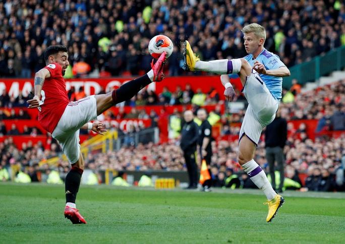 Quật ngã Man City, Man United thắng tưng bừng đại chiến - Ảnh 2.