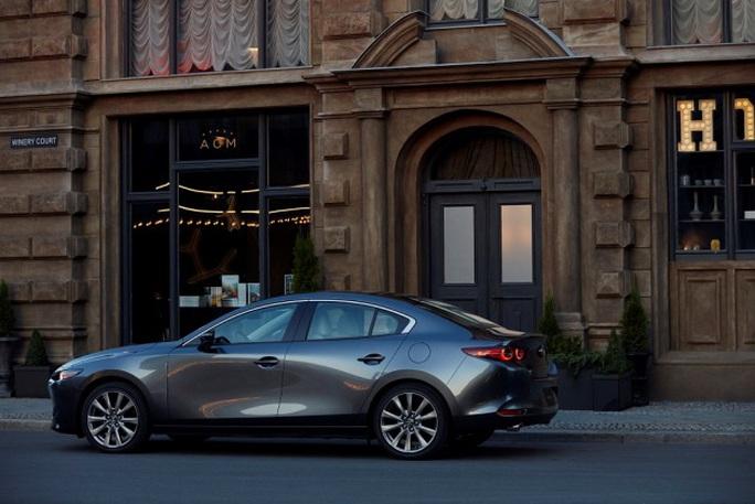 Mazda3 2020 đạt chuẩn an toàn cao nhất của Mỹ - Ảnh 1.