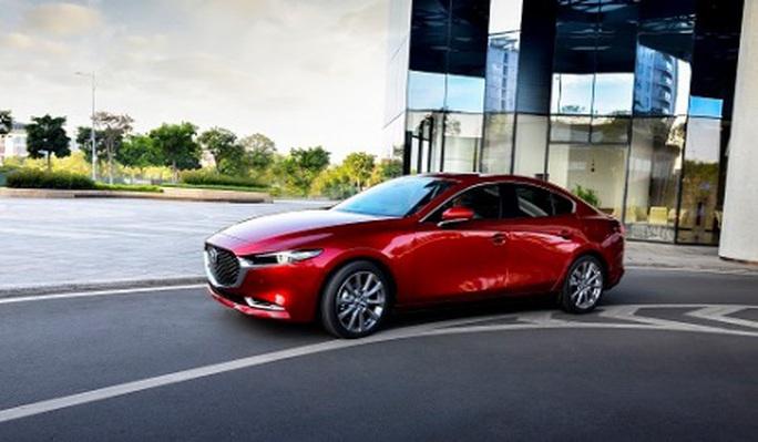 Mazda3 2020 đạt chuẩn an toàn cao nhất của Mỹ - Ảnh 2.