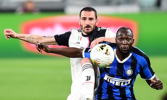 Juventus thắng đại chiến nước Ý, Inter Milan hết mơ vô địch - Ảnh 3.