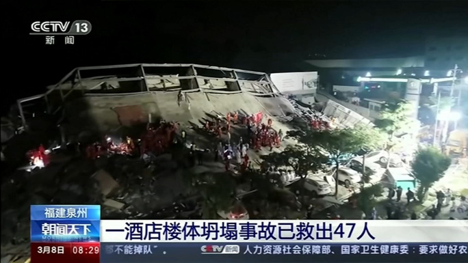 Covid-19 tại Trung Quốc: 40 ca nhiễm mới, 28 người bị cách ly mất tích trong vụ sập khách sạn - Ảnh 2.