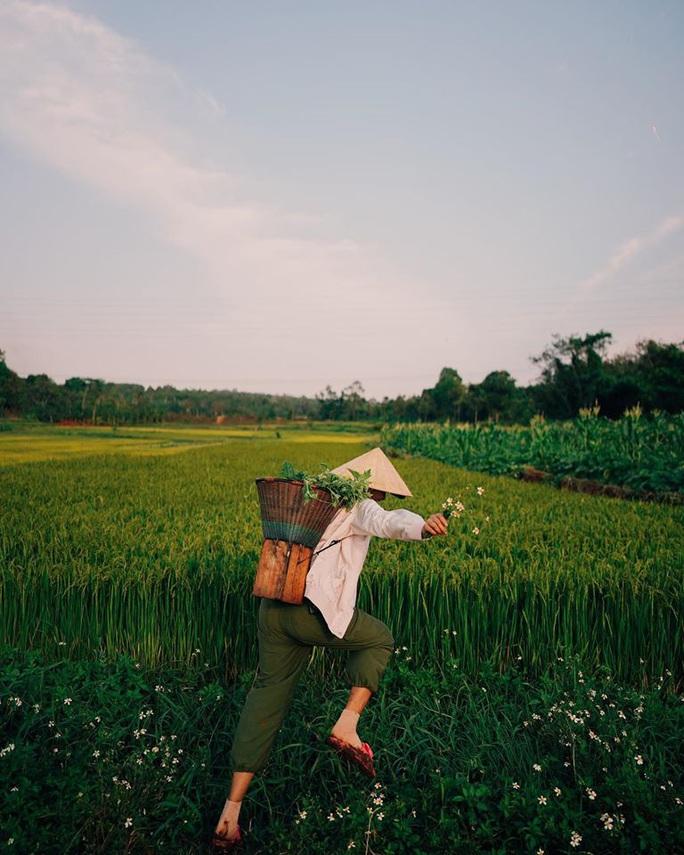 Sao Việt về quê nhà tránh dịch Covid-19 - Ảnh 5.