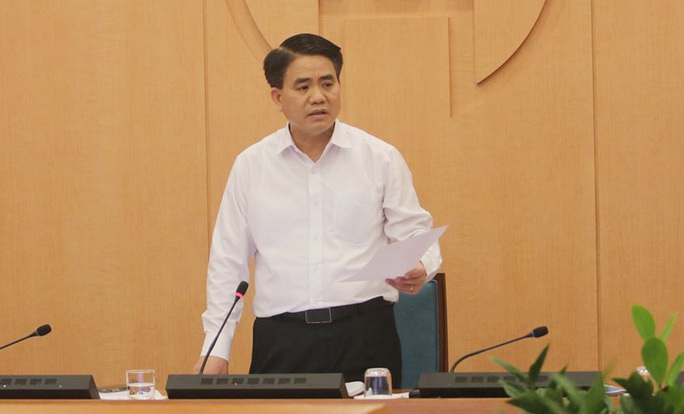 Chủ tịch Hà Nội: TP có 8 triệu dân nhưng chỉ có 300 máy thở nên tốt nhất là phòng ngừa - Ảnh 1.