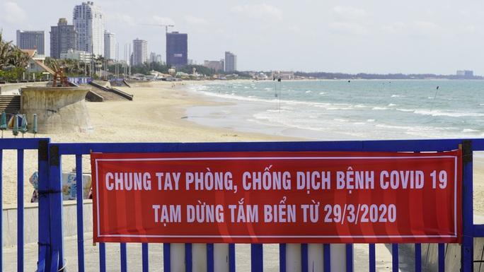Nhiều địa phương ở tỉnh Bà Rịa - Vũng Tàu kiến nghị cho tắm biển - Ảnh 1.