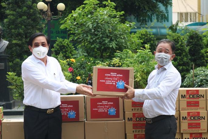 Báo Người Lao Động cùng cộng đồng chung tay phòng chống dịch Covid-19 - Ảnh 1.