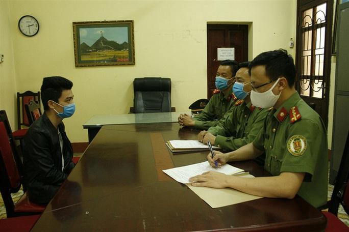 Nam thanh niên Trung Quốc vượt biên sang Việt Nam thăm người yêu - Ảnh 1.