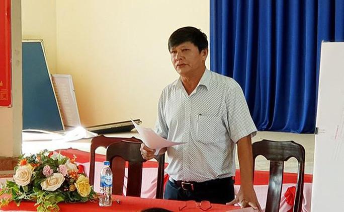 Khởi tố Chủ tịch phường Điện Dương và Trưởng phòng tài nguyên thị xã Điện Bàn - Ảnh 2.