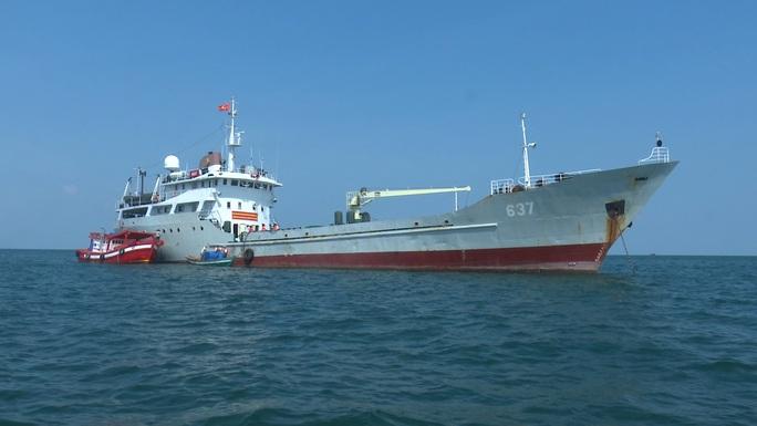 Hàng ngàn hộ dân ở Bạc Liêu và các đảo Tây Nam vui mừng đón nước ngọt - Ảnh 5.