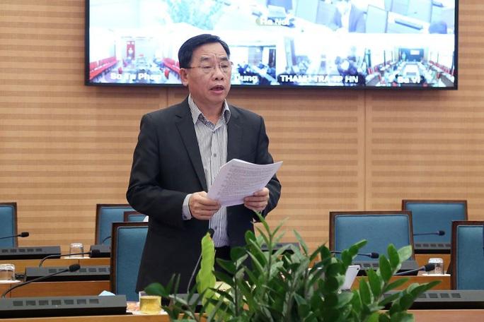 Sở Y tế Hà Nội nói về trang thiết bị chống Covid-19 sau khi Bộ Công an gọi nhiều cán bộ y tế - Ảnh 1.