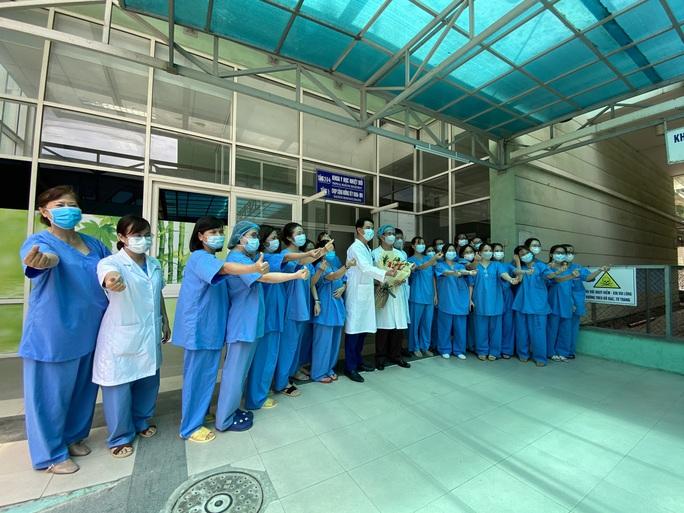 Bệnh nhân cuối cùng xuất viện, Đà Nẵng không còn ca mắc Covid-19 - Ảnh 4.