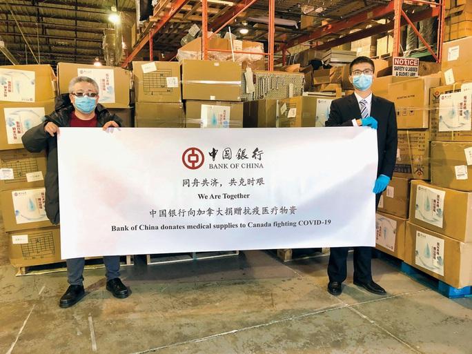 Canada thu hồi hơn 60.000 khẩu trang Trung Quốc dỏm - Ảnh 1.