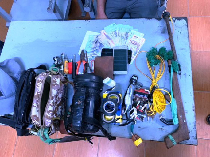 Bắt băng nhóm chuyên trộm chó tung hoành khu vực bắc Quảng Bình - Ảnh 2.
