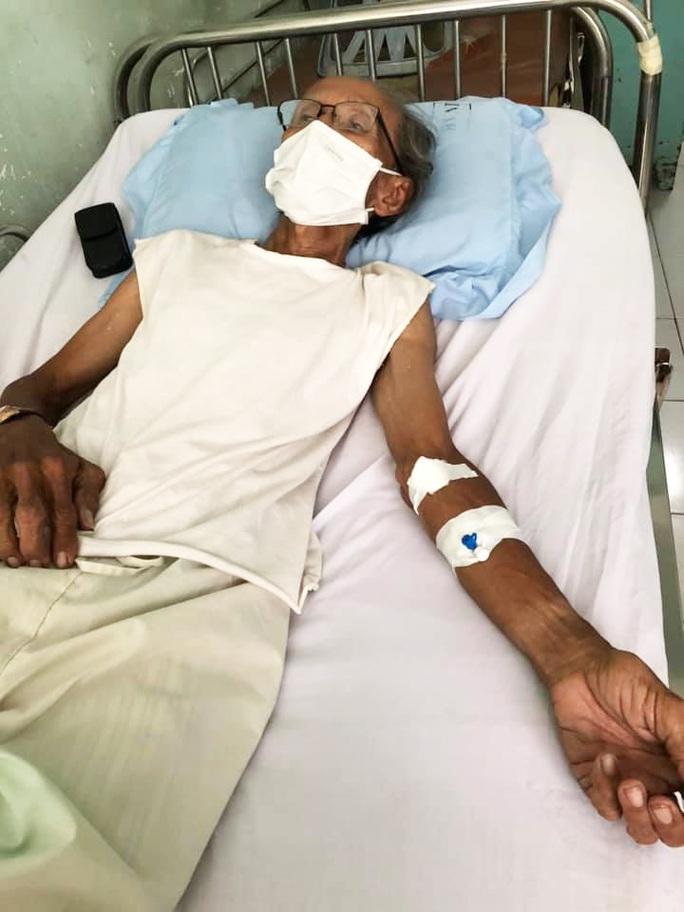 Kép độc Chấn Đạt cấp cứu vì bệnh tim, phổi nguy kịch - Ảnh 2.