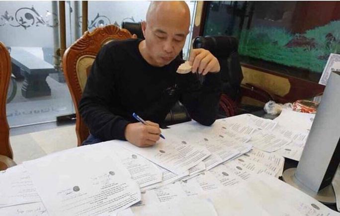 Đường Nhuệ - chồng nữ đại gia bất động sản ở Thái Bình đã bỏ trốn - Ảnh 1.
