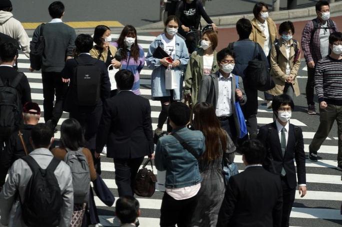 Số ca nhiễm Covid-19 ở Nhật Bản vượt 5.000 - Ảnh 1.