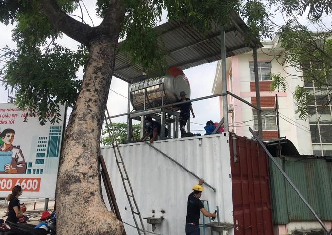 TP HCM: Thêm hai ATM gạo phục vụ người nghèo - Ảnh 2.