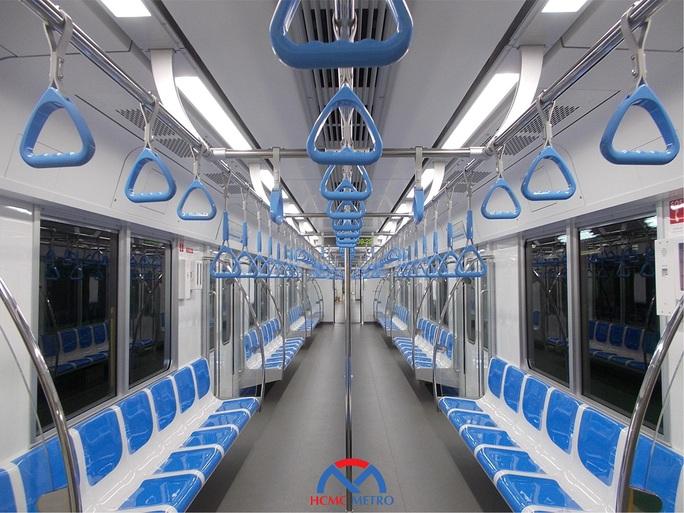 Xem video tàu metro Bến Thành - Suối Tiên vận hành thử - Ảnh 6.