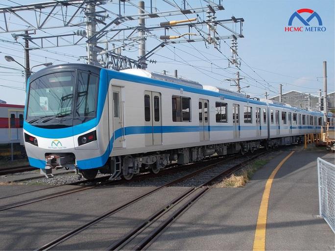 TP HCM chuẩn bị đón các đoàn tàu metro Bến Thành - Suối Tiên - Ảnh 2.
