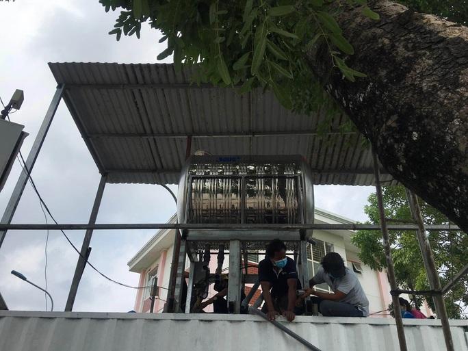 TP HCM: Thêm hai ATM gạo phục vụ người nghèo - Ảnh 3.