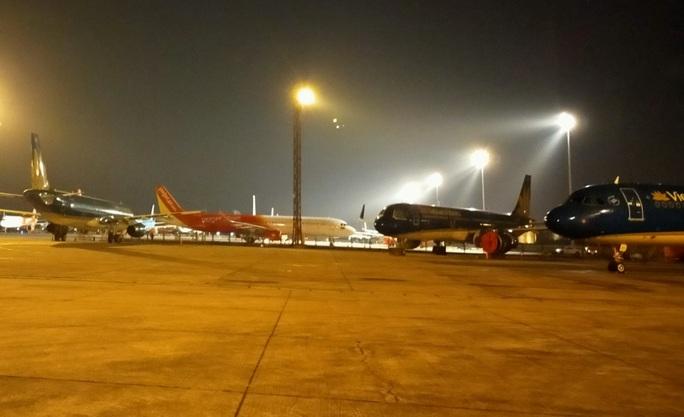 Lượng hành khách vận chuyển hàng không giảm xuống còn 1-2% - Ảnh 1.