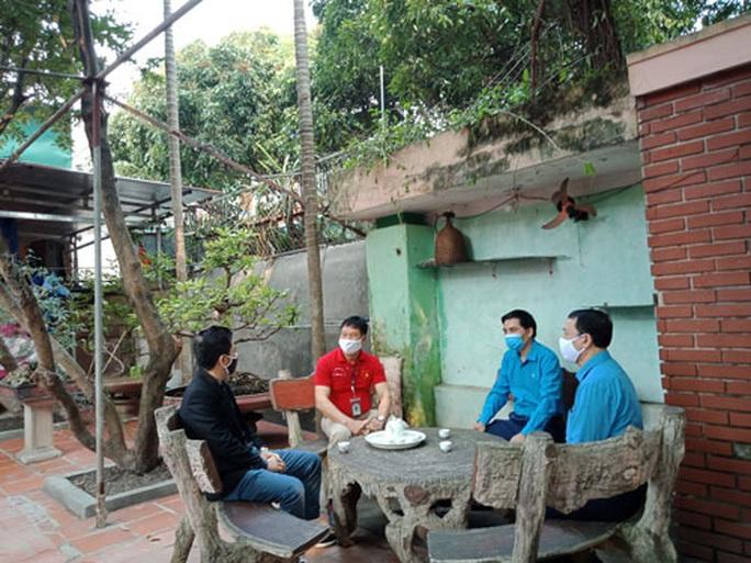 Hà Nội: Vận động chủ nhà trọ miễn, giảm tiền thuê trọ cho công nhân - Ảnh 1.