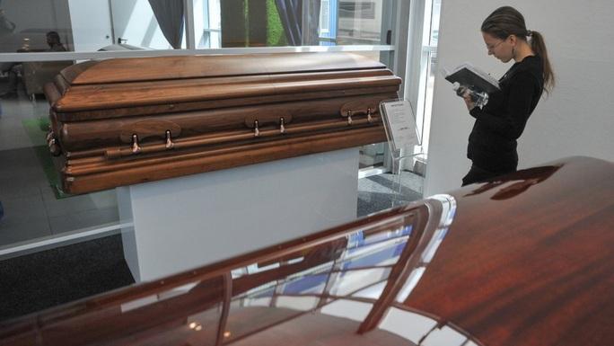 Nga, Mỹ ra mắt chương trình tang lễ, tưởng niệm trực tuyến - Ảnh 1.