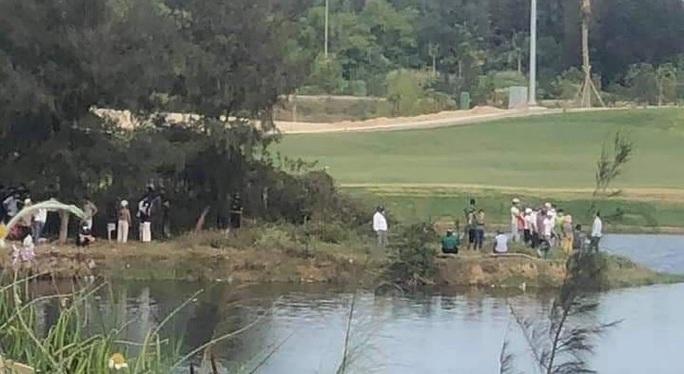 Đà Nẵng: Tìm thấy thi thể nam sinh thiệt mạng vì tắm sông - Ảnh 1.