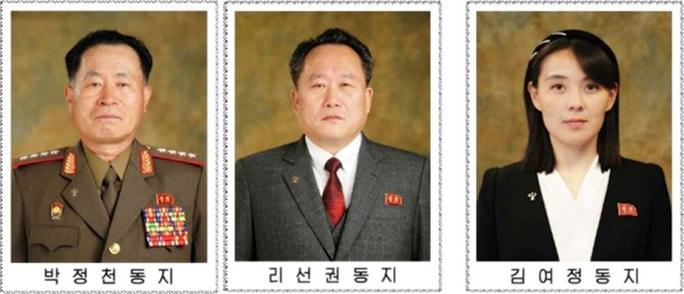 Em gái Chủ tịch Triều Tiên Kim Jong-un được bầu làm ủy viên dự khuyết Bộ Chính trị  - Ảnh 1.