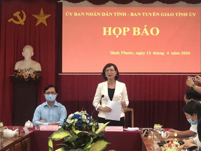 Chống đối đo thân nhiệt phòng dịch Covid-19: Ông Lưu Văn Thanh bị cách hết chức vụ trong Đảng - Ảnh 2.