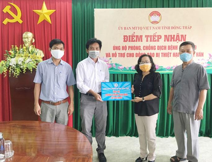 LĐLĐ tỉnh An Giang, Trường ĐH Đồng Tháp chung tay vì cộng đồng - Ảnh 1.