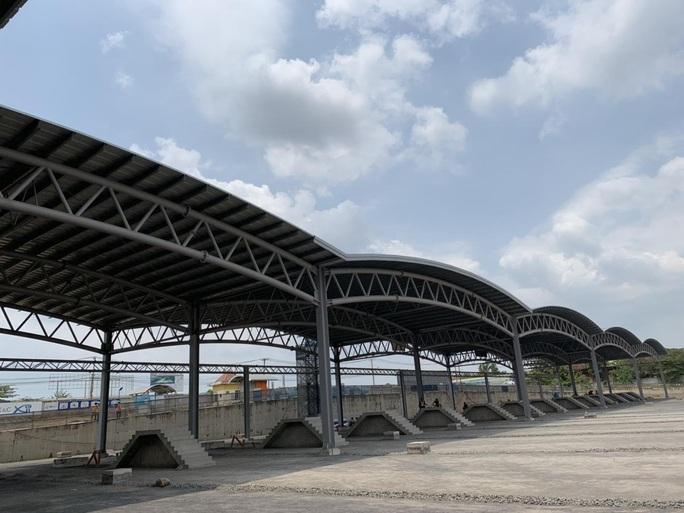 Xem video tàu metro Bến Thành - Suối Tiên vận hành thử - Ảnh 5.