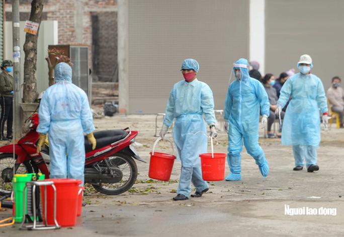 Bắc Giang rà soát khẩn những người liên quan ca Covid-19 là công nhân Samsung ở Bắc Ninh - Ảnh 1.