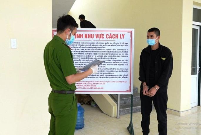 Gây án ở Bắc Ninh, thanh niên vào khu cách ly ở Quảng Bình lẩn trốn - Ảnh 1.