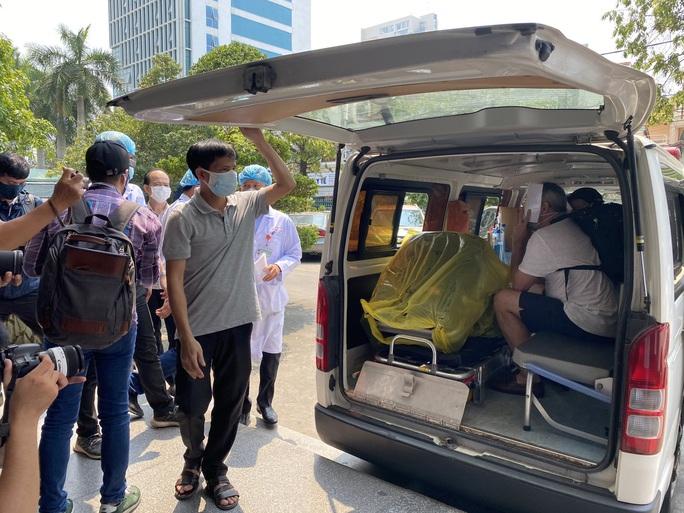Sở Y tế Đà Nẵng: Bệnh nhân 22 dương tính trở lại là trường hợp đặc biệt - Ảnh 1.