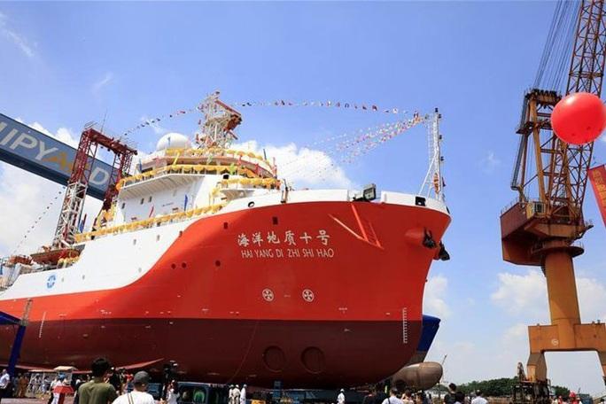 Reuters: Tàu khảo sát Trung Quốc quay lại vùng đặc quyền kinh tế của Việt Nam - Ảnh 1.