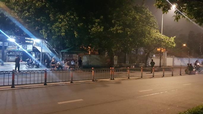 Tá hỏa với bao tải chứa xác người ở đường Phan Văn Trị, quận Gò Vấp  - Ảnh 1.